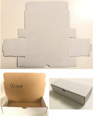 170X70X40 mm Super Saving Strong Royal Mail Small parcel Cardboard Postal Boxes