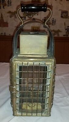 Revolutionary War era Bulkhead Lantern Reproduction