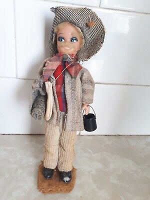 swagman doll old collectable