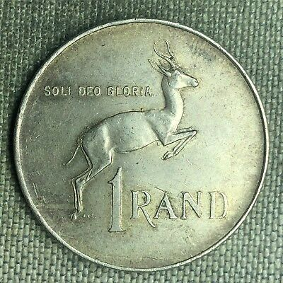 South Africa Rand, 1966 - 03218