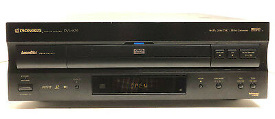 PIONEER LASERDISC/DVD/CD PLAYER DVL-909 : For Parts or Not Working