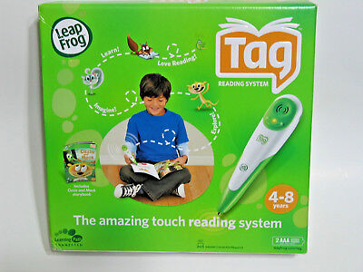 LEAP FROG TAG READER - New in Unopened Box