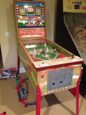 Williams Deluxe Official Baseball Game Pinball