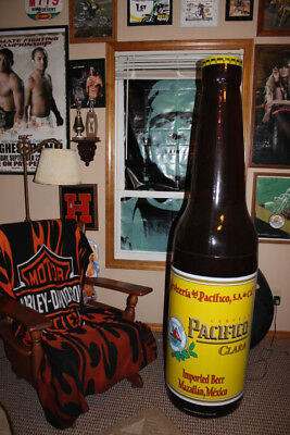 Pacifico Beer Inflatable Bottle