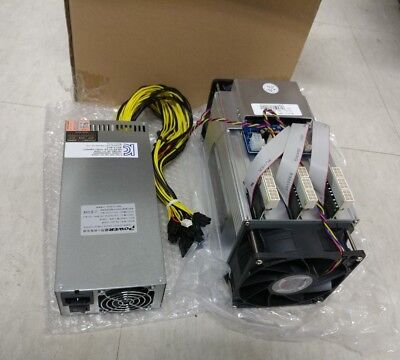 New In Box Whatsminer M3 11.5-12Th/s Asic Miner SHA-256 + 2200W PSU NR!