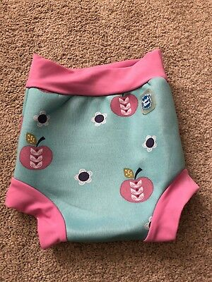 Splash About happy nappy baby girl swim nappy Size L