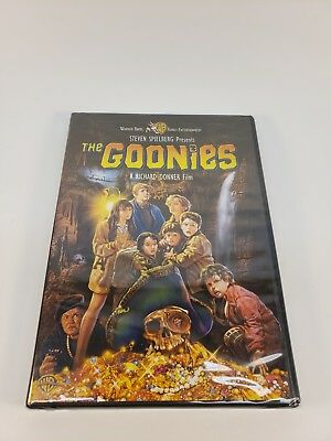 The Goonies DVD Steven Spielberg 1985 Film