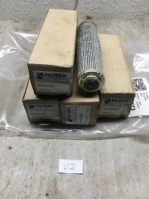 NEW IN BOX! *LOT OF 4* FILTREC D311G10A Hydraulic Cartridge Filter FAST SHIPPING