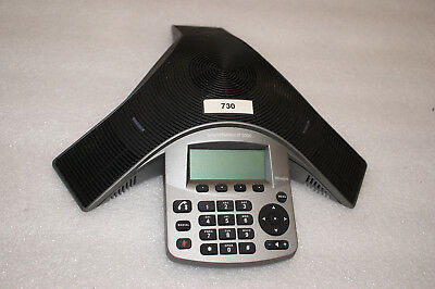 Polycom SoundStation IP 5000 POE Conference Phone VOIP P/N: 2201-30900-001