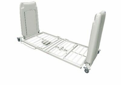Ultra Low height Invacare Electric Hospital Aria Floor Level Bed