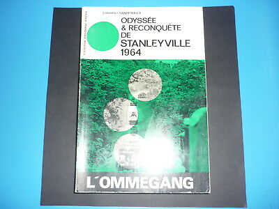 Operation De Commando De Stanleyville 1964 -Ouvrage De 457 Pages Et Photos -