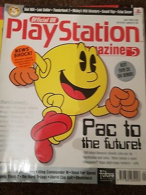 Official Playstation Magazine (8 issues)