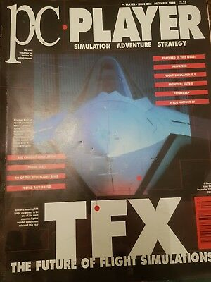 PC PLAYER magazine issues 1 to 11