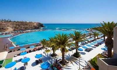 All Inclusive Holiday to Tenerife (Annapurna Hotel)