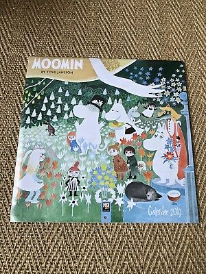 Moomins Calender 2019 Illustrated By Tove Jansson