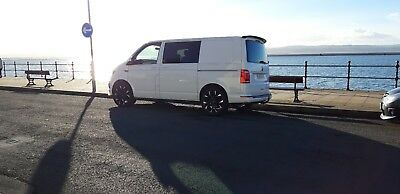 VW T6 Transporter 16 plate,Camper/Day-van, owned from new, 40k, seats 5 sleeps 3