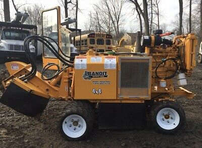 Bandit 2550XP Stump Grinder with Only 814 Hours!! (#2525)