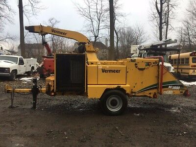 2011 Vermeer BC1800XL with Low Hours!!!! (#2526)