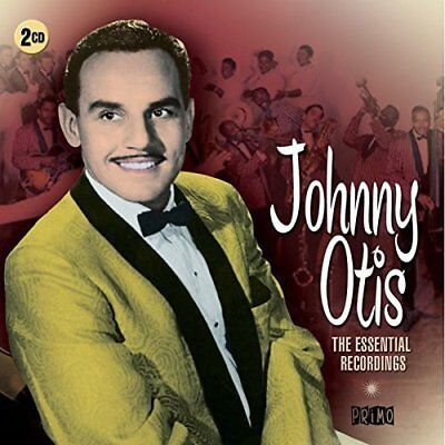 Johnny Otis - The Essential Recordings (2014)  2CD  NEW/SEALED  SPEEDYPOST
