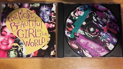 Prince - The Most Beautiful Girl In The World - CD Single BR72514-2