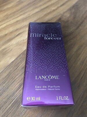 Miracle Forever Lancome Eau De Parfum 30 Ml Btand New In Cellophone