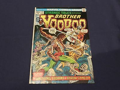 1973 Strange Tales Brother Voodoo #171 - Very Fine Condition!