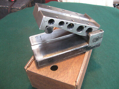 Sine Table / Sine Plate 5 inch with Box.