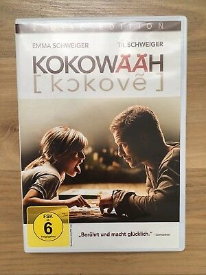 DVD Film Movie Video Kokowääh Til Emma Schweiger 2 Disc Edition Komödie NEU