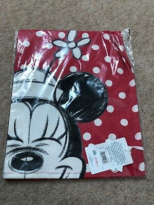 Cath Kidston Minnie Mouse Tea Towel - Red