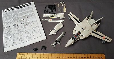 Vintage Revell - Robotech Changers - VF-1D, Completed, 3 in 1, with parts