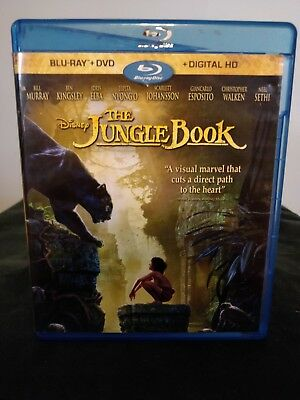 The Jungle Book (Blu-ray Only)