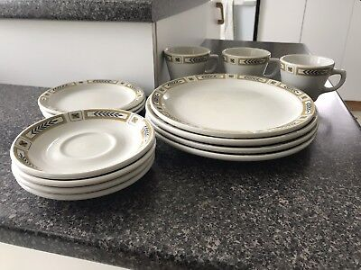 Vintage Dinnerware Pieces Duraline Grindley Hotelware Supplied By Cassidy's