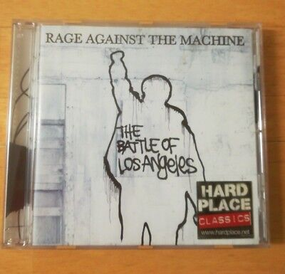 Rage Against The Machine - The Battle Of Los Angeles - CD Album (1999)