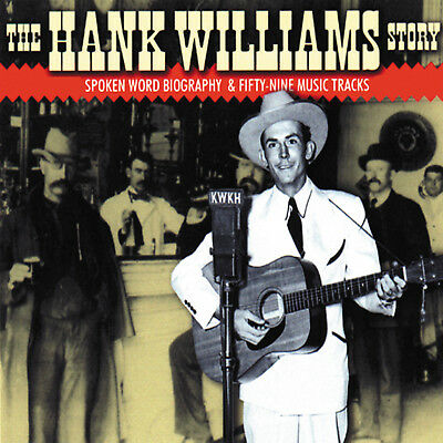 HANK WILLIAMS New Sealed 2019 BEST OF & MORE 4 CD BOXSET
