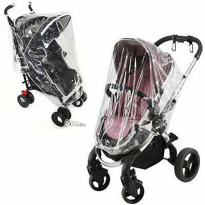 Pushchair Raincover Storm Cover Compatible with Maclaren