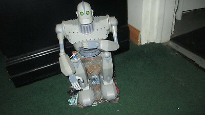 Iron Giant vintage toy bank