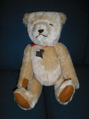 Althan Beige Bear 8.26.85 19 In. #68/300 Lko645 Itoo 4.5 Made In Germany
