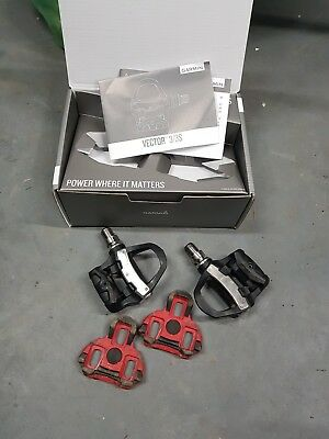 Garmin Vector 3 Dual Sided Power Meter Pedals Cycling