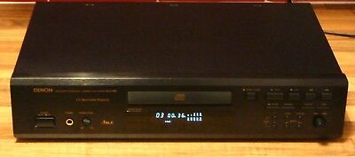 Denon DCD-685 Variable Pitch CD Player