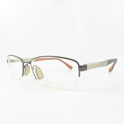 e8bd01d7c8 Hugo Boss BOSS 0709 Semi-Rimless Y6160 Used Eyeglasses Glasses Frames