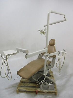 Used Royal Signet 757Z Dental Exam Chair w/ Delivery & Light  - Best Price