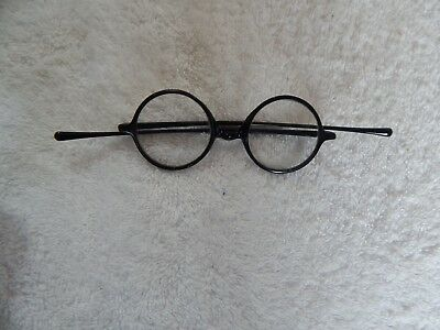 Antique Japanese Eyeglasses/Spectacles - with original case - 1800's early 1900.