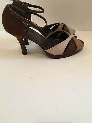 f5523883b94 CHARLOTTE RUSSE- Womens High Heels Buckle Ankle Strap Open Toe Sandals 9  SEXY