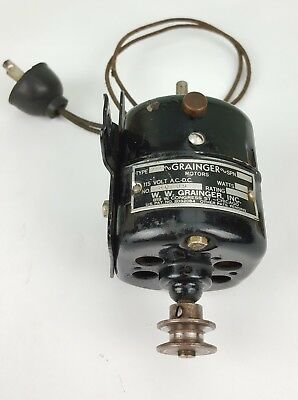 Grainger Sewing Machine Motor Treadle Conversion Foot Pedal Vintage Antique