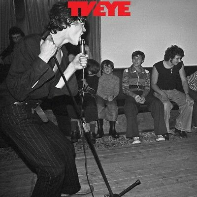 Tv Eye - The Lost Studio Recordings 1977-1978 (Red Vinyl)   Vinyl Lp New!