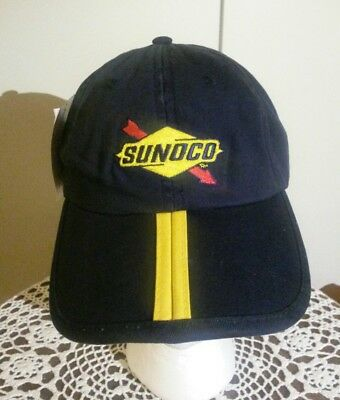 Sunoco Hat. Brim folds in half. New with tags. FREE SHIPPING