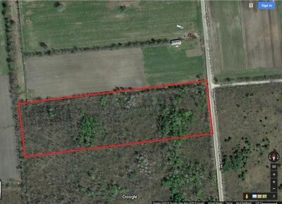 9.81 acres of land in the town of Bombay, county of Franklin, New York State