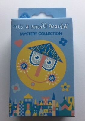 Disney It's A Small World Mystery Collection Pin Box (2 Pins In Box)