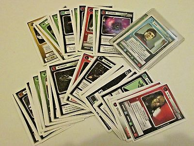 46 Different 1994 Star Trek The Next Generation Collectible Trading Cards