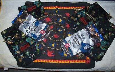 Cuervo/1800 BAGS and Handkerchief Collection